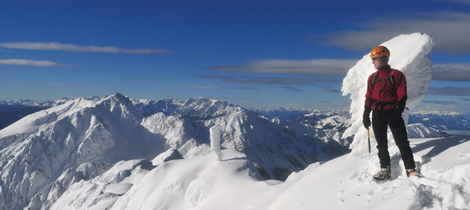 okolica Zelenice nudi veliko možnosti za alpinistične dejavnosti