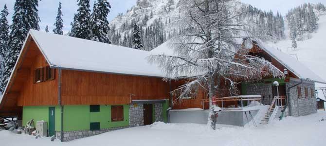Planinski dom na Zelenici